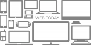 Variety of devices for web